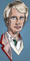 Peter Davison Colour