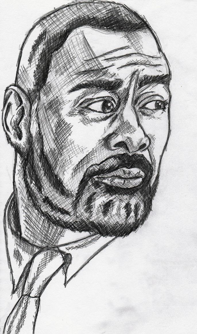 Idris Elba by StevePaulMyers