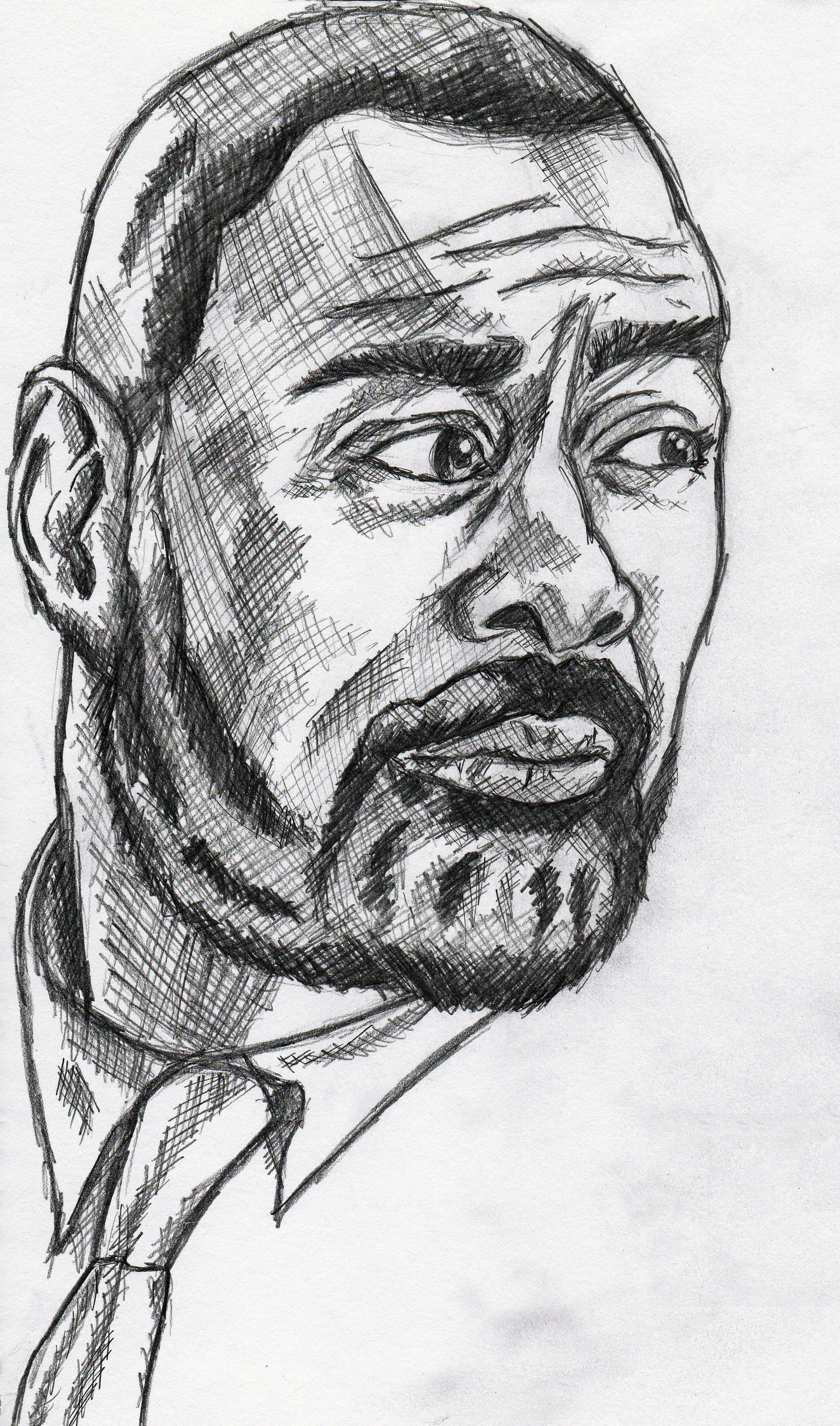 Idris Elba by StevePaulMyers