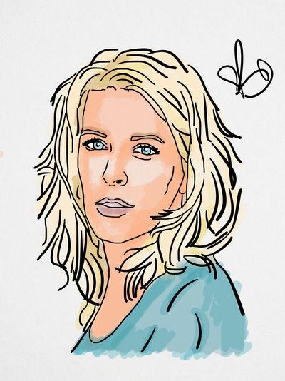 Sara Pascoe by StevePaulMyers