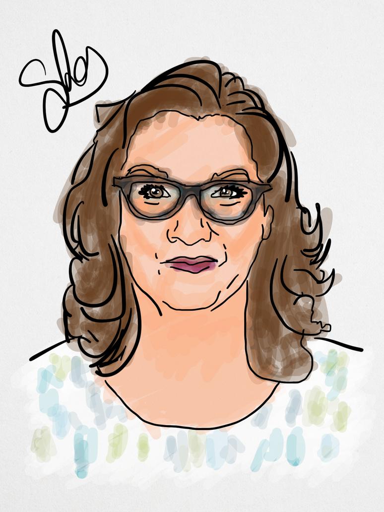 Sarah Millican by StevePaulMyers