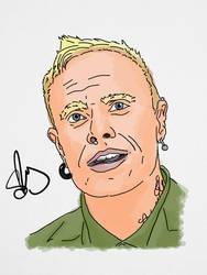 Keith Flint by StevePaulMyers