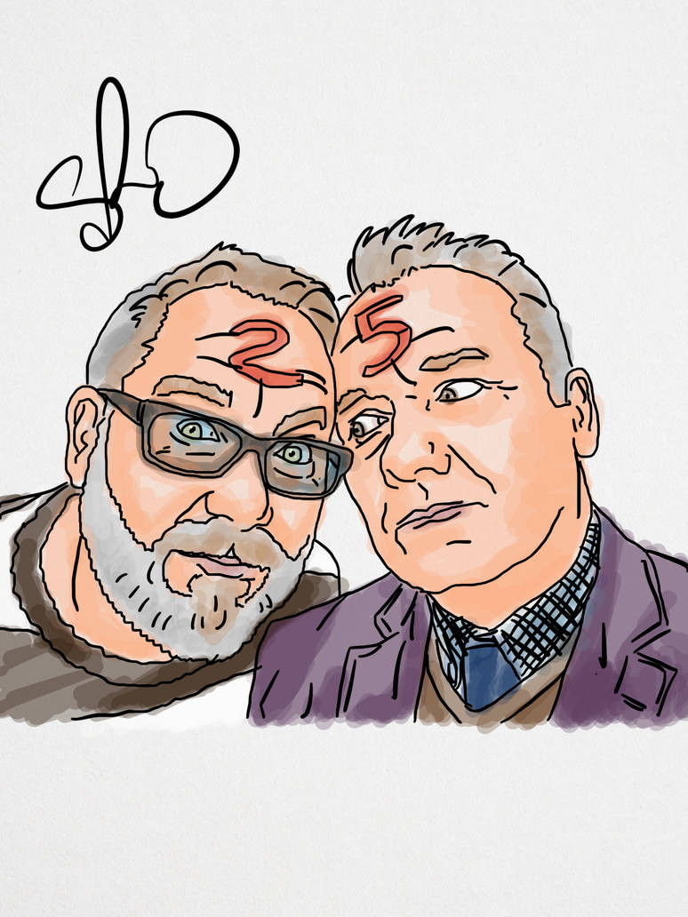 Vic and Bob by StevePaulMyers