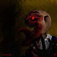 Splendorman's rage! by XxLevanaxX