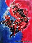 Spider-Girl vs Deadpool