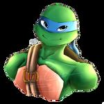 Leonardo bust