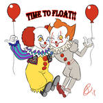 Come with us, you'll float, too!