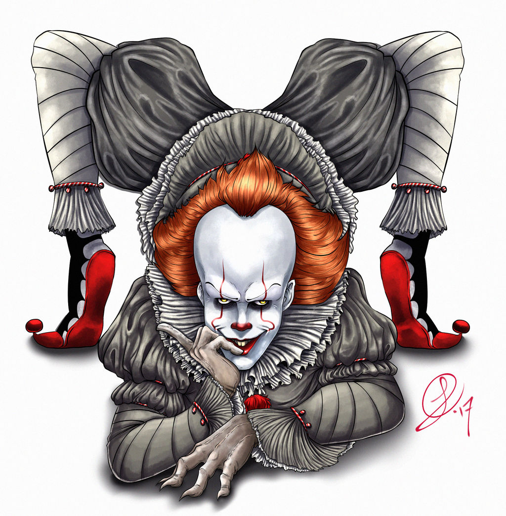 Flexible and Twistable Pennywise