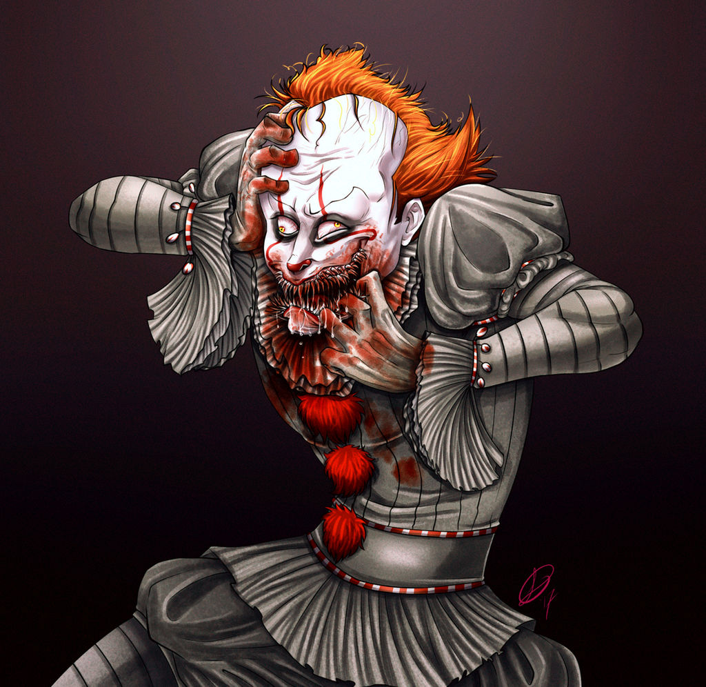 Crazy Pennywise