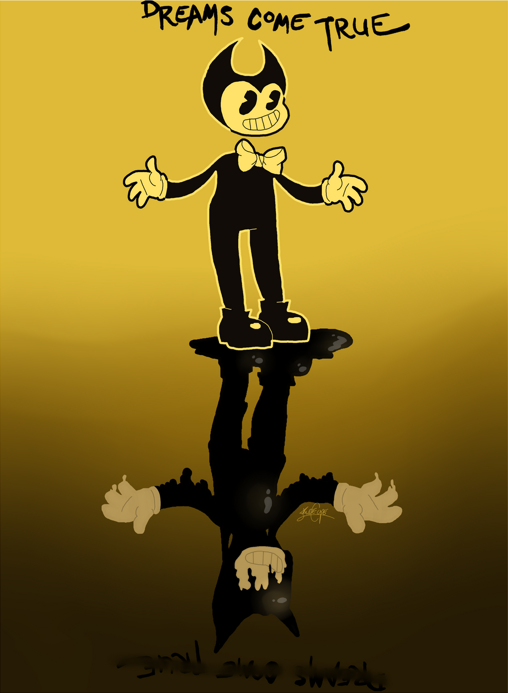 bendy and the ink machine the