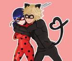 Ladybug x chat noir