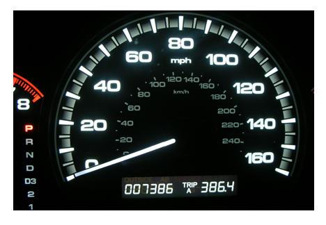 speed-o-meter by pobrecito