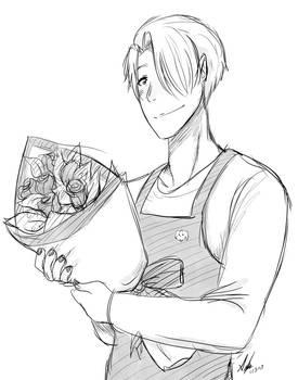 Florist Victor