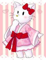 Hello, Kitty! by Pochayuuris