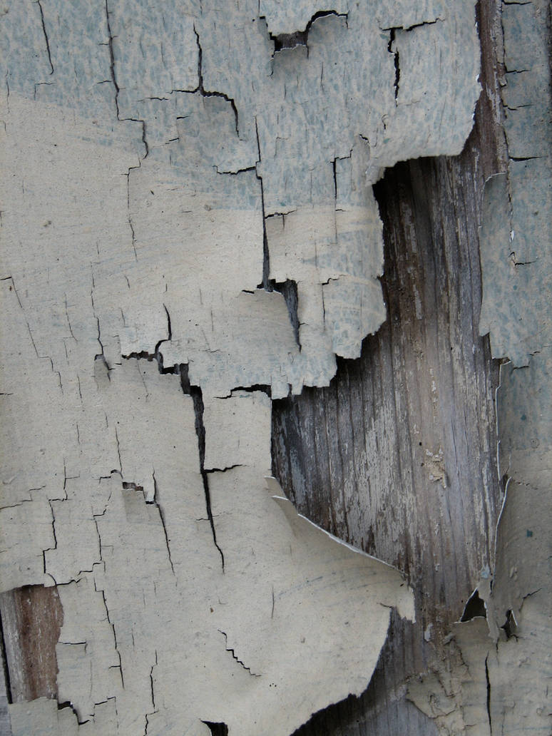 Peeling Paint by Altaria13-Stock