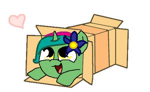 Molly in a Box!! by Season-the-Wiccan