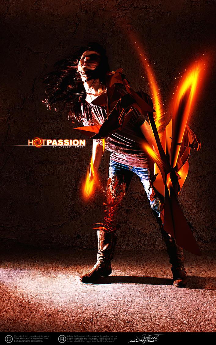 hotpassion by laszlonemeth d35gh1e Inspiration Through Digital Art & Photo Manipulation