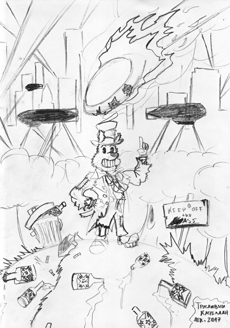 Mr. Bloom by Pandaren-Chaplain