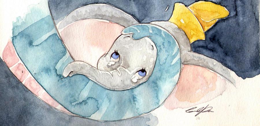 Dumbo My Baby By Camila Bunny On Deviantart