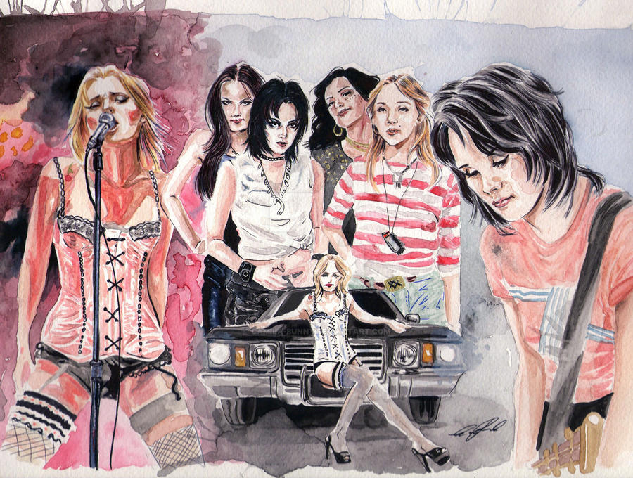 The Runaways by camila-bunny