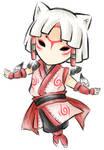 Okami: Human Form Chibiterasu