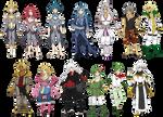 PKMN: Sinnoh Legends