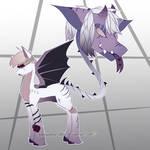 Custom #26   Primal Plant pony Rare 