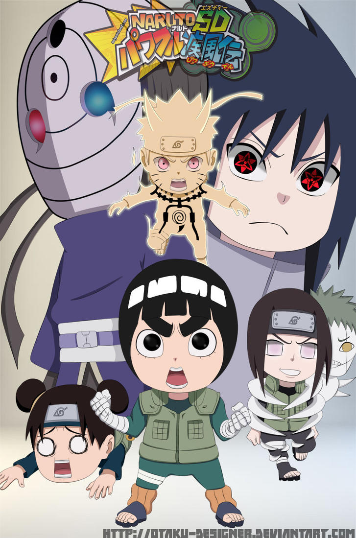 Naruto SD Episode 01-51 [END] Subtitle Indonesia