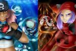 Team Aqua And Magma
