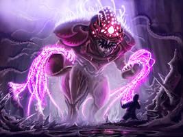 Void Reaper by rmassarani