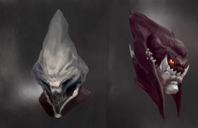 Creature Sketches