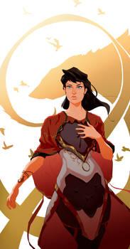Alysia Poster