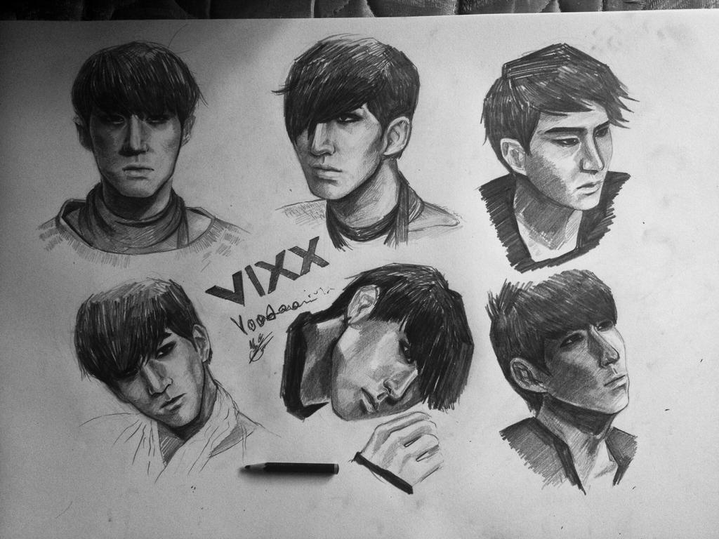 VIXX VOODOO DOLL by man95 on DeviantArt