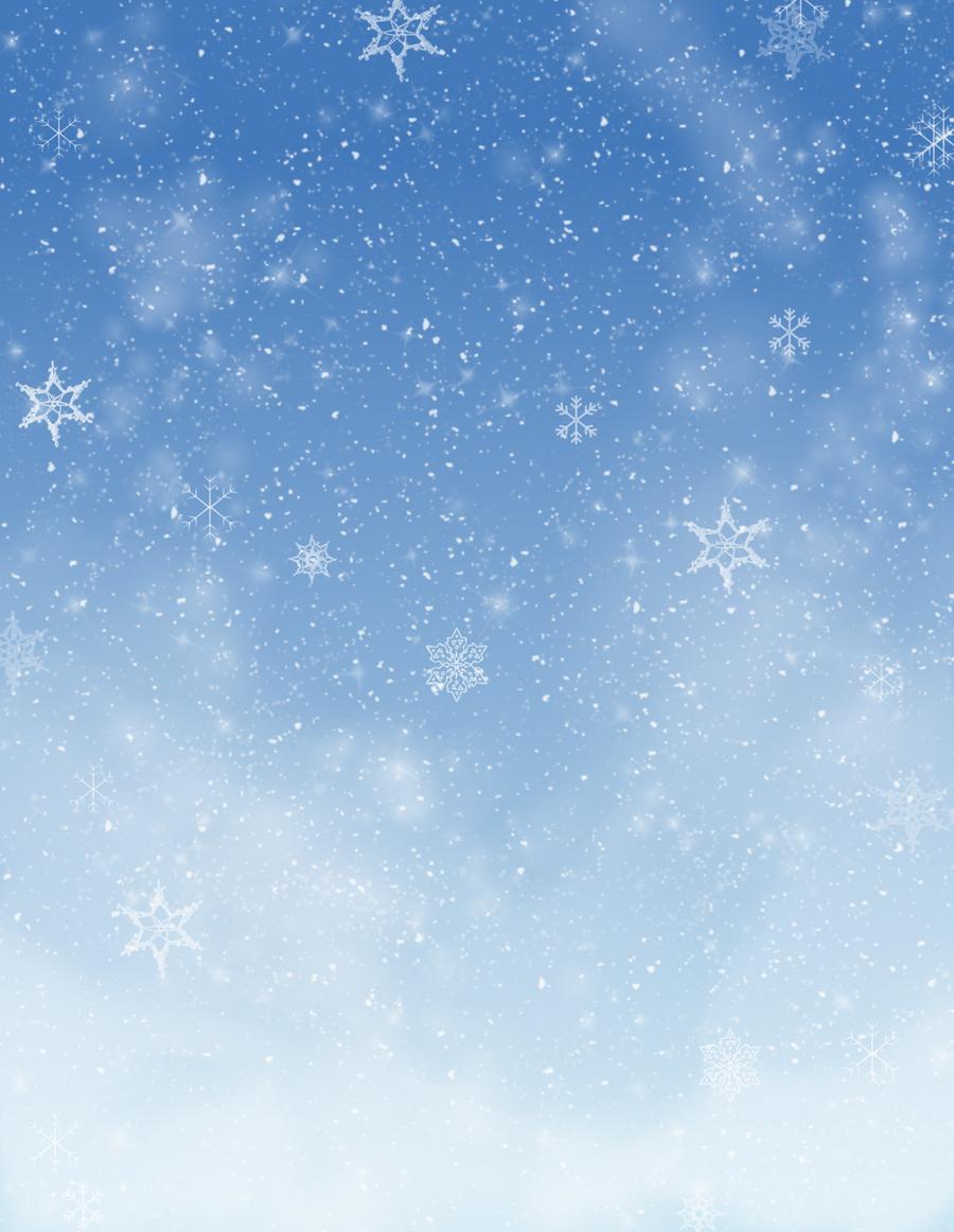 Background Snow by Ayachi chan on DeviantArt