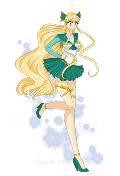 Commission: Sailor Koi
