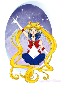 Sailor Moon: The Sailor Of Love and Justice