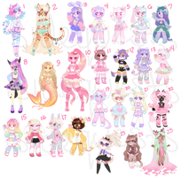 Adopts - Price greatly Reduced [12/25 OPEN]