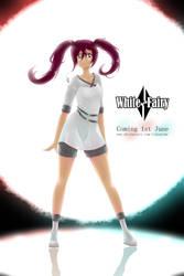 White Fairy by TikaAnime