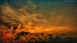 Easter SunSet by HarDMuD