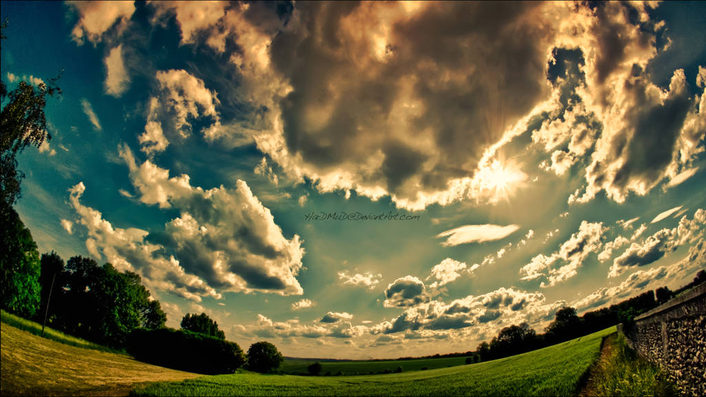 Sunny by HarDMuD