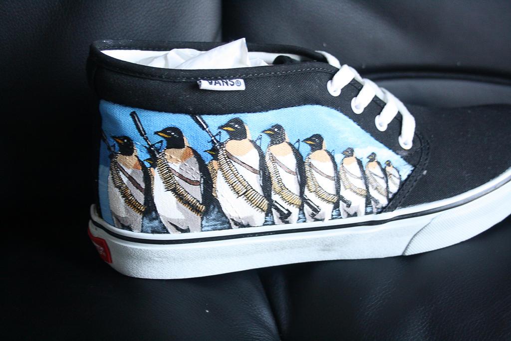 Penguin Shoes Size