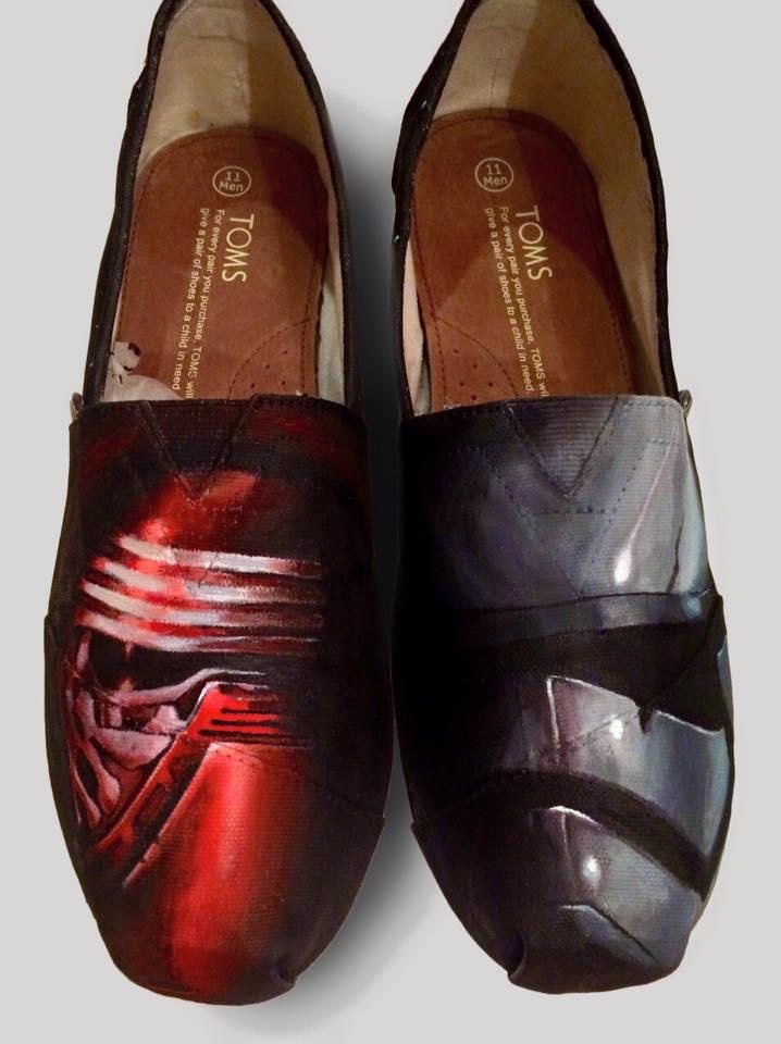 Star Wars Shoes Vans Women S