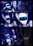 Tryst - short comic 4/5 by Aviseya