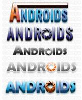 Androids Logo Design by Aviseya