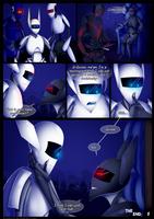 Tryst - short comic 5/5 by Aviseya