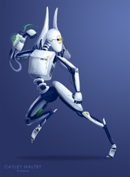 RIE Concept   ANDROIDS by Aviseya