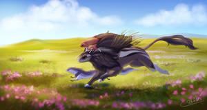 Firestorm: Chapter 1 Part 1: Wildflower Fields