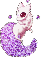 Lilac Child by Caliki