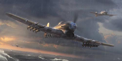 Typhoon Coming