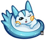Patreon Reward - Pachirisu